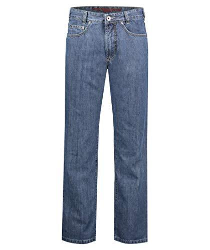 Joker Jeans Clark 2242 Blue Jeans, Stoned Blue, 40W / 32L