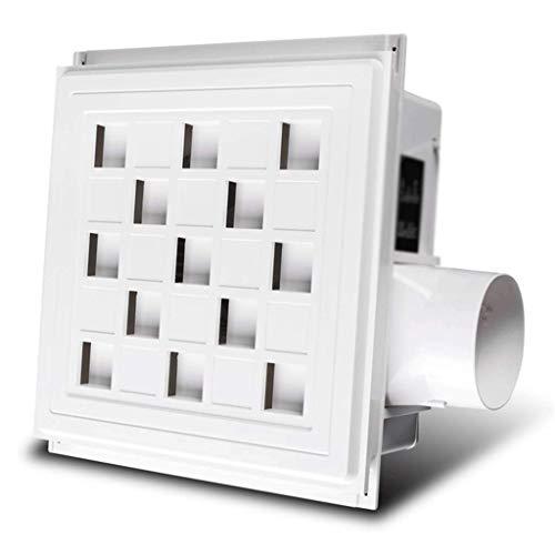 YGB Ventilador de Escape, Ventilador de ventilación: Rejilla de ventilación Infinity, gabinetes electrónicos, también Incluye Hardware para Montar