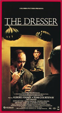 The Dresser [VHS]