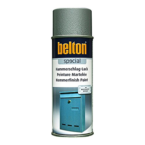 Kwasny 323 001 Belton Special Hammerschlag-Lack Silber 400ml
