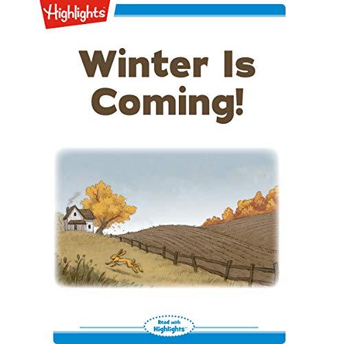Winter Is Coming! copertina