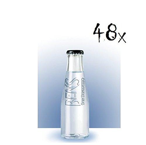 48x San Benedetto Ben's bitter weiß aperitivo 100ml Aperitif ohne Alkohol bitter