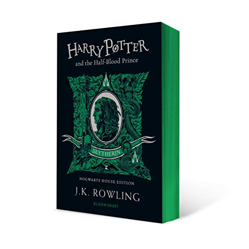 Harry Potter And The Half-Blood Prince - Slytherin: Slytherin Edition: 6