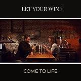 Rebenklar Wein Dekanter Rotwein mit Zubehör [Verfeinerter Weinausgiesser und Dekantierer] 1450 ML Wein-Karaffe wunderschönes Geschenk-Set Premium Decanter für Weinliebhaber Karaffen-Set - 2