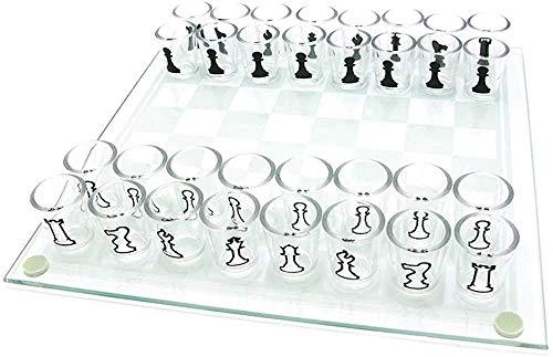 Lloow Tablero de ajedrez de ajedrez Tablero de ajedrez Harry Potter Newest Chess Chess Set  ,25cm