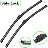 2 wipers Replacement for BMW 3-Series 4-Door E90 E91 06/2006-08/2009 325xi 328i...