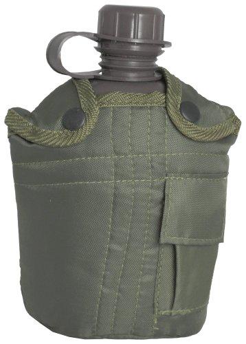 Mil-Tec Us Feldflasche KST.Imp.1Ltr Mit Hü.Oliv [Misc.]