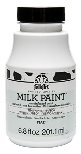 FolkArt Milk Paint in Assorted Colors (6.8 oz), 38915 Winter Harbour