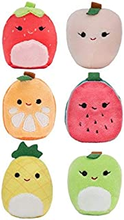 Squishville by Squishmallows SQM0068 Plush Toy,
