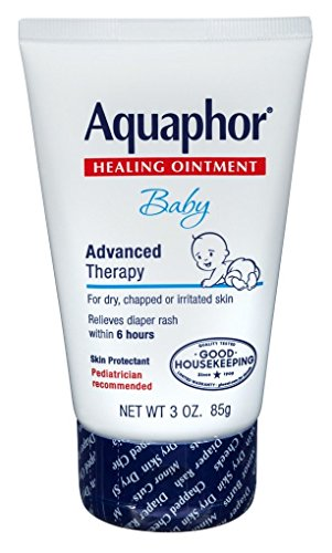 Aquaphor Healing Ointment Baby 3 Ounce Tube 89ml 6 Pack