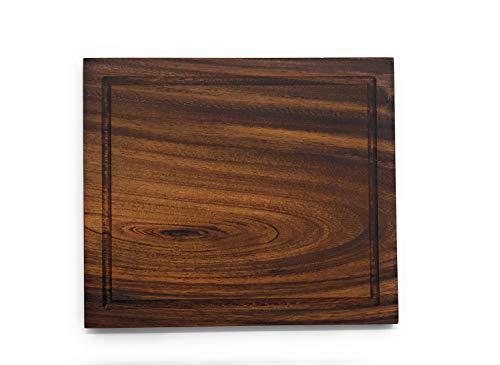 Tabla de madera Parota para Picar/Carne/Asados