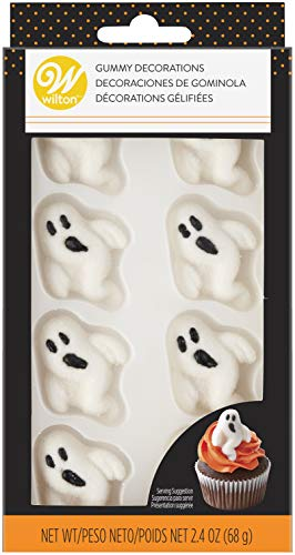 Wilton Candy Ghost Decorations