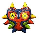 Color de Majoras Mask - plástico duro estilo Zelda - tamaño Universal con correa Elasticated