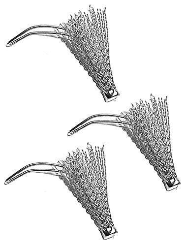 Reon Je 3 Tüllensiebe auch als Tropfenfänger Tropfschutz Teekannen (3)