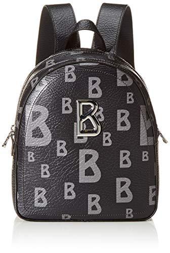 Bogner Damen Arosa Hermine Backpack Svz Rucksack, Grau (Darkgrey), 8.5x26x21 cm