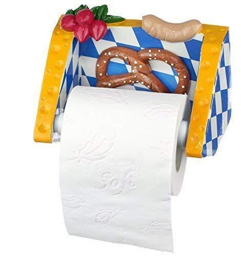 Pfiffig-Wohnen Bayerischer Toilettenpapier Abroller