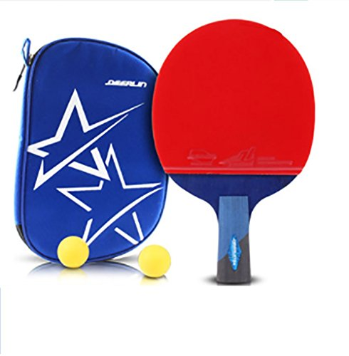 xianw 6 Stelle Ping Pong Paddle - Best Professional Tennis d
