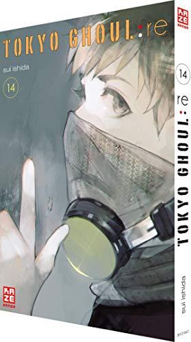 Tokyo Ghoul:re 14