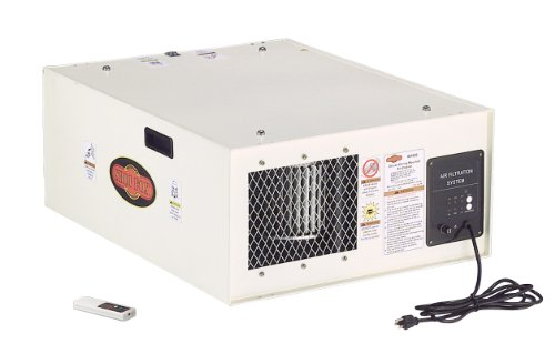 Shop Fox W1690 3-Speed Air Filtration System with Remote