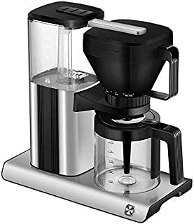 Utensilios de café máquina de café hogar pequeño semiautomático goteo imitación mano perforadora automática fabricantes de café americano 10 tazas capacidad 1450W WUTAO1