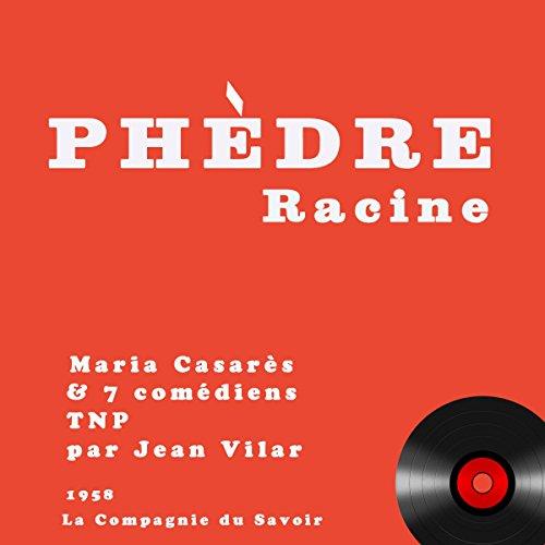 Phèdre cover art