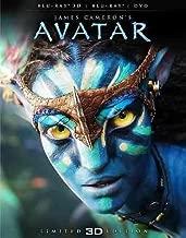 3d avatar dvd