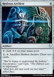 Hedron Archive - Commander 2017