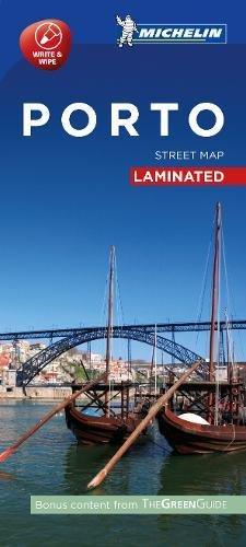 Porto - Michelin City Map 9212