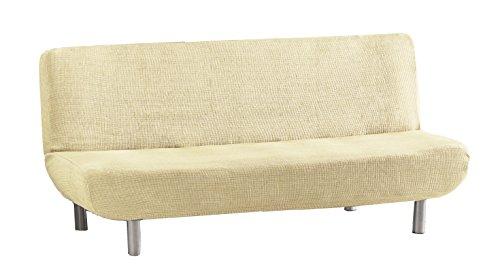 Eysa Aquiles Funda de sofá, Poliéster/Algodón, Crudo, 200