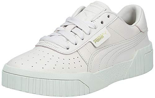 PUMA Damen Cali Emboss WN's' Sneaker, (Pastel Parchment 06), 40 EU