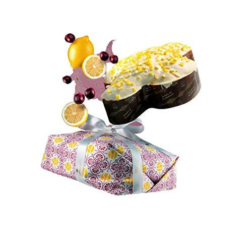 Bonfissuto Taube Handwerk Amarena und Zitrone Natürliche Gärkur 1 kg