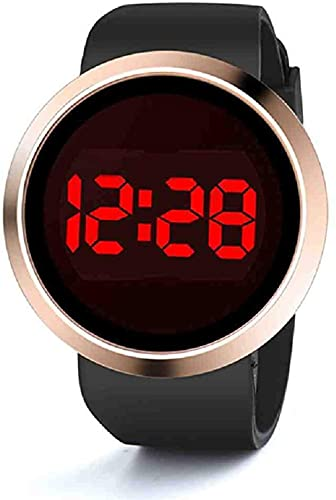 Mano Reloj Reloj de pulsera para mujer Deporte Relojes LED informales para hombre Reloj Digital Hombre Ejército Militar Militar Silicone Reloj Reloj Hodinky Male Reloj Relojes Decorativos Casuales