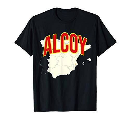 Alcoy Alicante España Alcoi Gift Camiseta