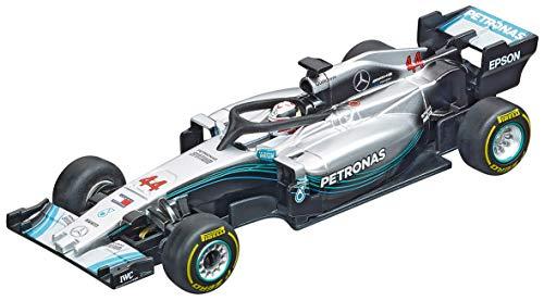 Carrera 64128 Mercedes-AMG F1 W09 EQ Power+ GO!!! Analog Slot Car Racing Vehicle 1:43 Scale