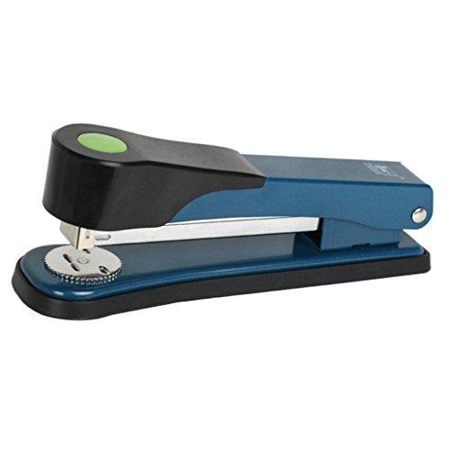 Spillatrice Manuale Standard Stapler Cucitrici Perforatrici Macchina Rilegatura Prodotti Cancelleria Blu