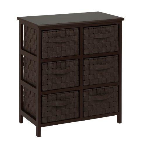 espresso 6 drawer - 6