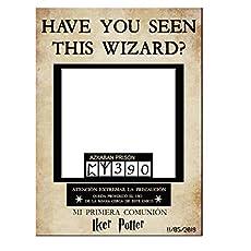 Marco photocall Harry Potter: Amazon.es: Handmade