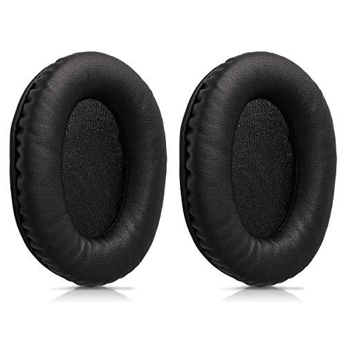 Kwmobile 2X Almohadillas Auriculares Compatible Kingston