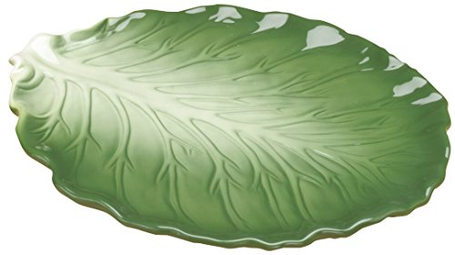 Iceburg Lettuce Plate Collectible Vegetable Ceramic Glass Dish Plate