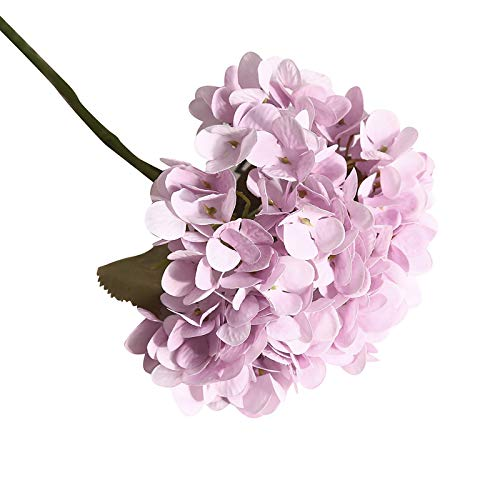 1 x Artificial Bouquet with Leaves Artificial Plant Artificial Flowers Artificial Plant Flowers for Christmas Birthday Living Room Cafe Desktop Decoration 35 x 2 x 16 cm