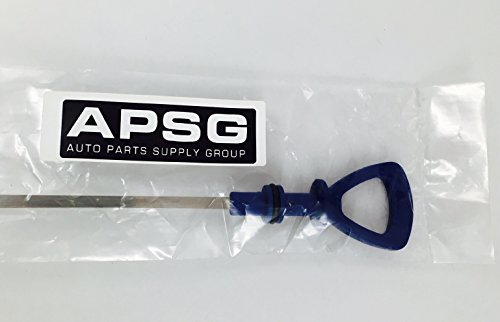 APSG Engine Oil Dipstick Level Tool for Mercedes Benz - NOT to BE Left in Motor - Tool is Long SO That IT FITS Many Different Vehicles