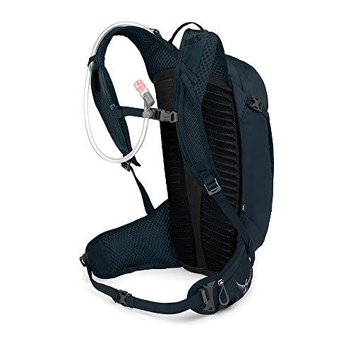 Osprey Siskin 12 Men's Bike Hydration Backpack, Slate Blue