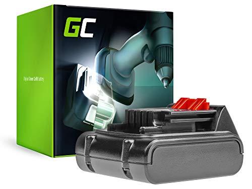 GC® (2Ah 14.4V Li-ION) BL1114 BL1314 BL1514 LB16 LBX16 LBXR16 Batterie pour Black & Decker EPL148 ASL146 ASD14K ASD14KB ASL148 ASL148KB ASL146BT12A ASL146K LDX116C LDX120C LDX120SB