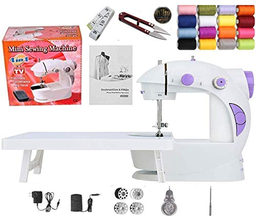 Kiwilon Sewing Machine for Home Use Tailoring with Table,...