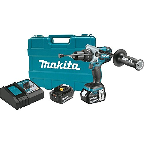 Makita XPH07TB 18V LXT BL Hammer Drill Kit