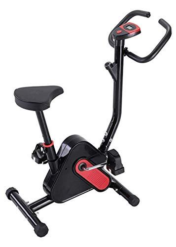 WJFXJQ LED Display Indoor Esercizio Bike Bike Spese di Famiglia Ellittico Trainer Cyclette Fitness