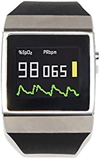 CMS50K OLED Color Wrist Pulse Oximeter with Bluetooth Wearable SPO2 Monitor Pedometer