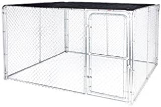 Stephens Pipe & Steel DKTB11010 10 x 10-Ft. Dog Kennel Modular Sunblock Top - Quantity 6