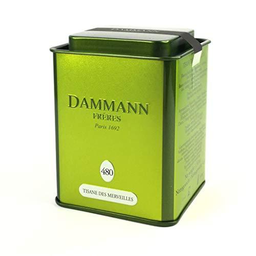 Dammann Freres Tee - TISANE DES MERVEILLES - 45gr Dose