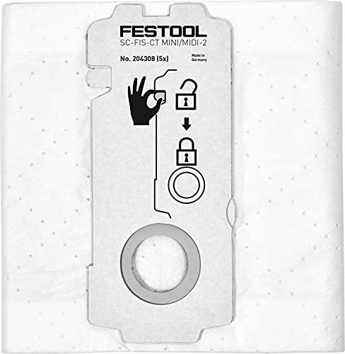 Festool 204308 - Sacchetto per filtro, multicolore